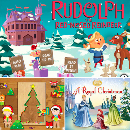 Santa's Techie Friends: 10 Christmas Apps For Techie Tots