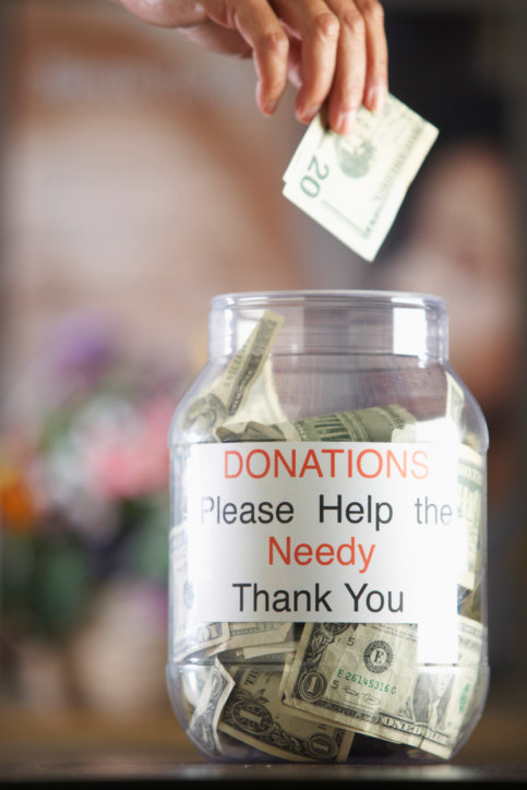 Make Your Tax Deductible Donation