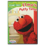 Elmo's Potty Time DVD ($9)
