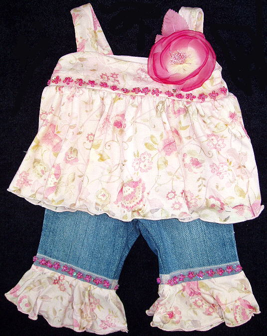 Baby girls clothes 3