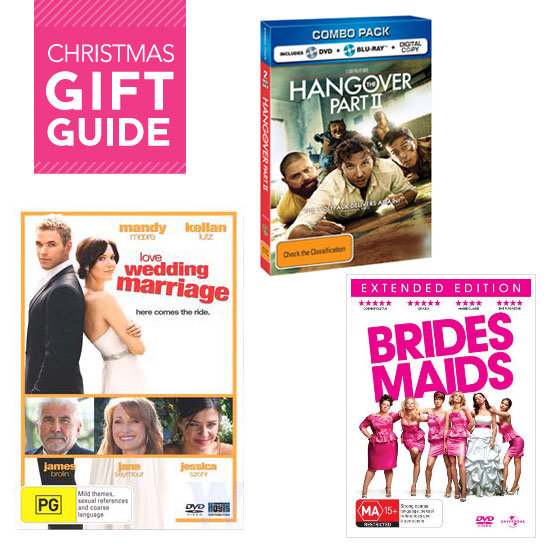 A Wedding Gift Movie : Christmas Gift Ideas: Wedding Movies Including Bridesmaids, The ...