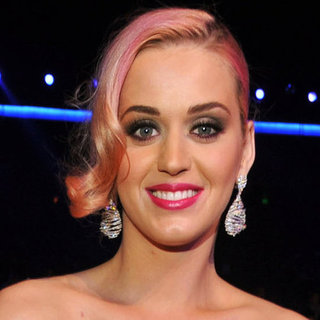 Katy Perry in Pink Hair and Pink Lipstick
