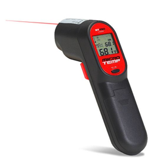 MicroTemp MT-PRO Digital Infrared Thermometer