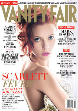 Scarlett's Naked Photos