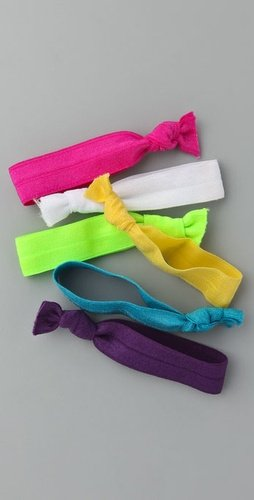 Bop Basics Hair Ties