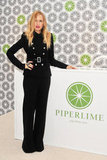 Rachel Zoe arrived at Piperlime's Piping Hot Lounge in NYC.