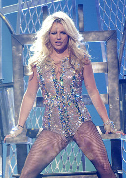 Britney's Successful Tour
