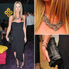 Nicky Hilton Cocktail Dress Dec. 1, 2011