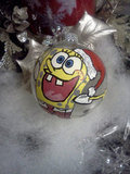 Sponge Bob Square Pants Christmas Ornament ($15)