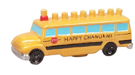 Bus Menorah ($29)