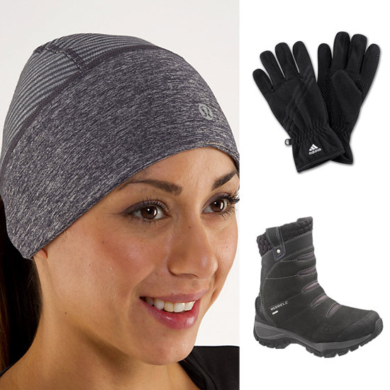 Stay Warm: 3 Winter Fitness Essentials