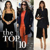 Best Celebrity Style November 27, 2011