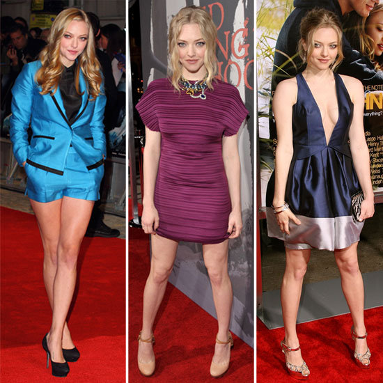 Happy Birthday, Amanda Seyfried! See Her Best Minidress Moments