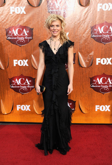 Kimberly Perry at the American Country Awards.
