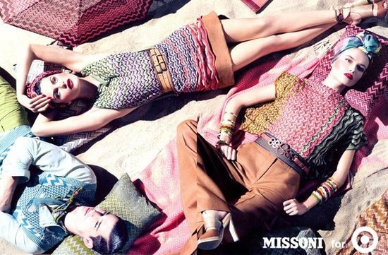 Missoni For Target Collaboration Flies Off the Shelves