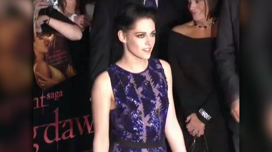 Video: Find Out About Kristen Stewart's Latest Hollywood Honor!