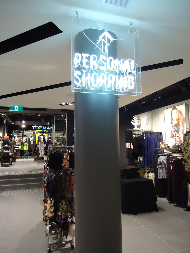 First Look Inside Topshop Melbourne: Take The Tour With Us!