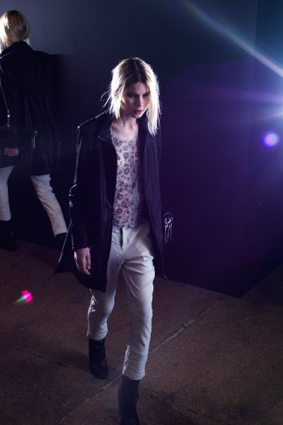 Theyskens' Theory Pre-Fall 2012