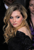 Abigail Breslin let her blond locks down.
