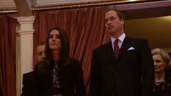 Video: See Kate and William's Date Night Out — Plus, Their Holiday Plans!