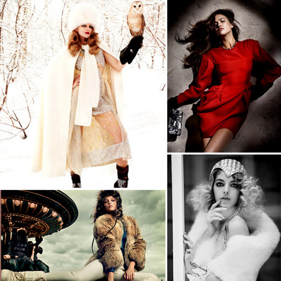 20 Cozy, Sexy, Cool Winter Editorials