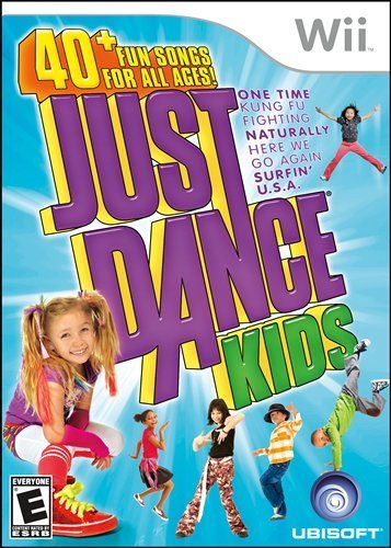 Just Dance Kids (Wii)