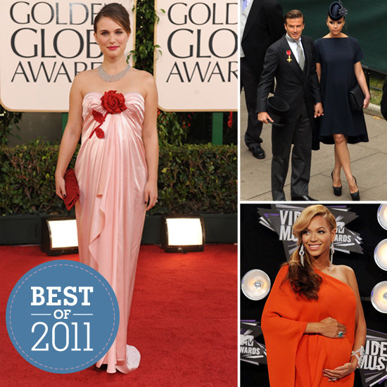 Best of 2011: The 25 Most Fashionable Celebrity Maternity Moments
