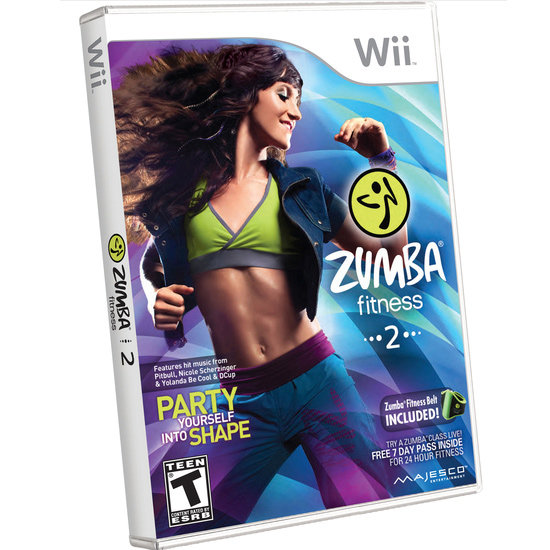 Zumba For the Wii
