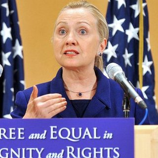 Hillary Clinton Gay Rights Speech