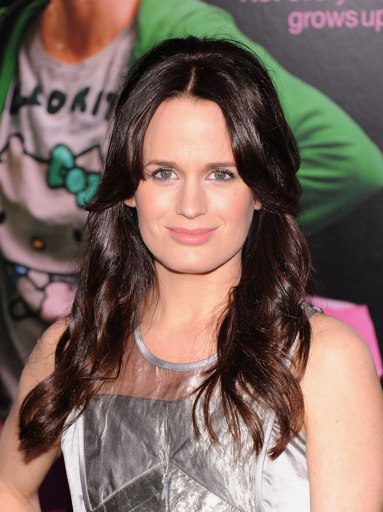 Elizabeth Reaser went straight from Breaking Dawn press madness to Young Adult.