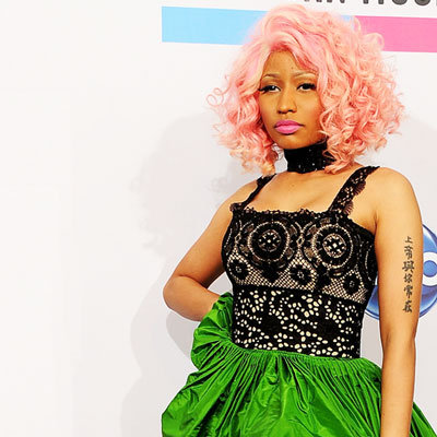 Nicki Minaj Craziest Outfits Pictures
