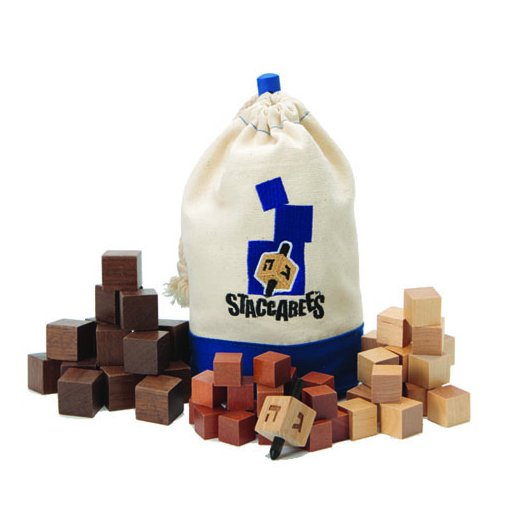 Staccabees Dreidel Game ($20)