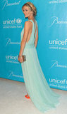 Brooklyn Decker played the part of Grecian goddess at the 2011 UNICEF Ball.