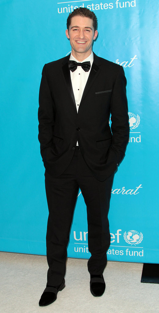 Matthew Morrison attended the 2011 UNICEF Ball.