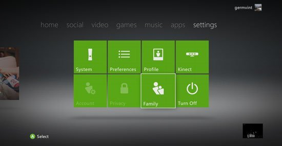 Xbox Live Gets a New, Sleek Dashboard