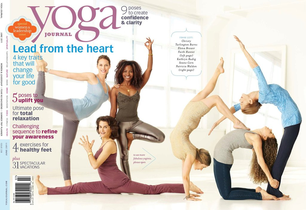 Yoga Journal Subscription