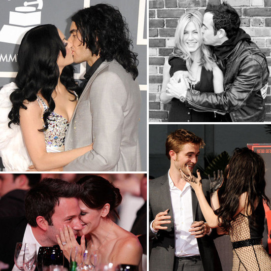 The Best Celebrity PDA Moments of 2011!