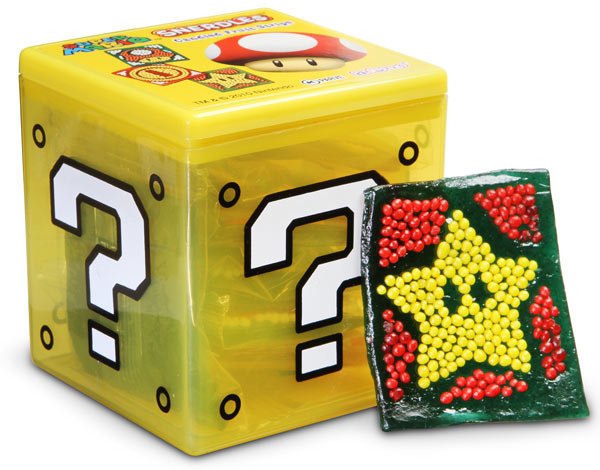 Super Mario Snerdles Candy Box ($3)