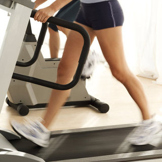 Walking Treadmill Workout