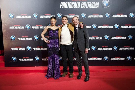Tom Cruise Follows Protocol Hosting Spanish Royalty at His Latest Premiere