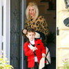 Gwen Stefani Fashion Pictures With Zuma and Kingston