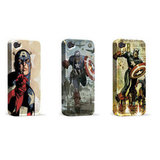 Captain America iPhone and BlackBerry Cases