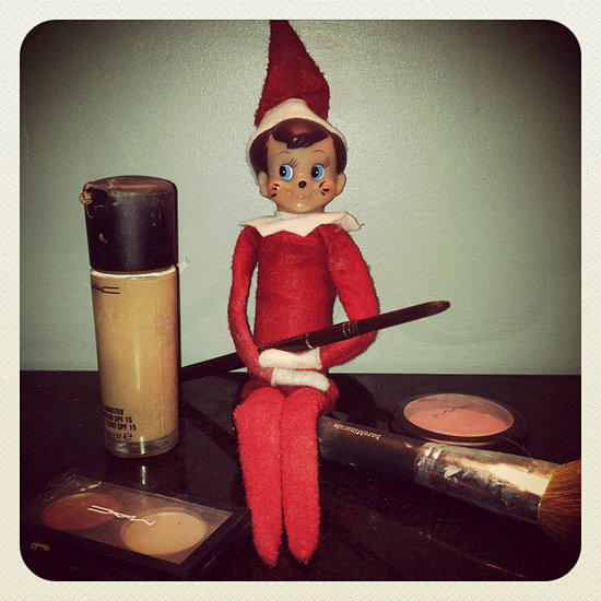 An Elf Makeover