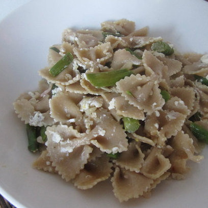 Whole Wheat Pasta Salad With Asparagus Recipe