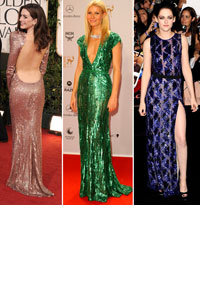 50 of the Best Celebrity Red Carpet Look of 2011: Gwyneth Paltrow, Kristen Stewart and Diane Kruger Make Our Best Dressed List
