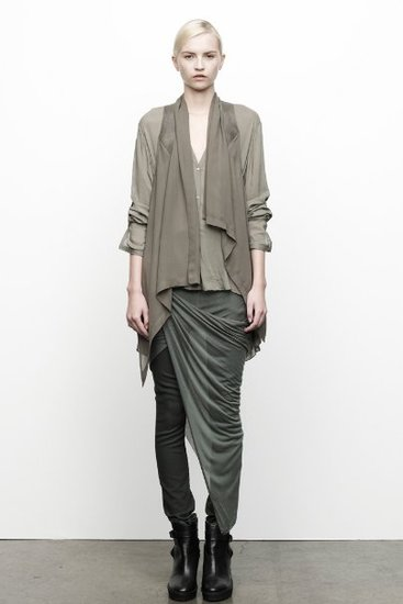 Helmut Lang Pre-Fall 2012