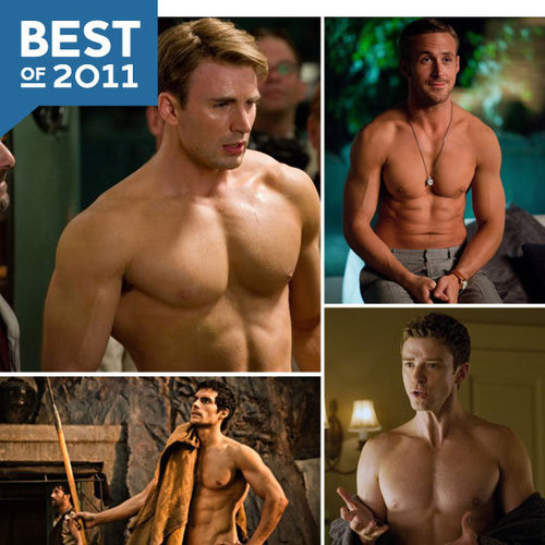 Shirtless Movie Moments 2011