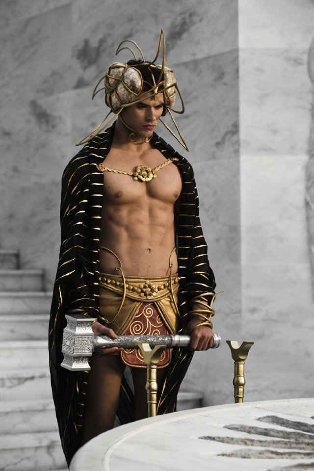 Kellan Lutz, Immortals