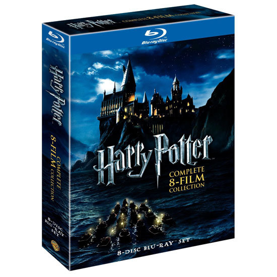 Harry Potter Complete 8-Film Collection ($80)