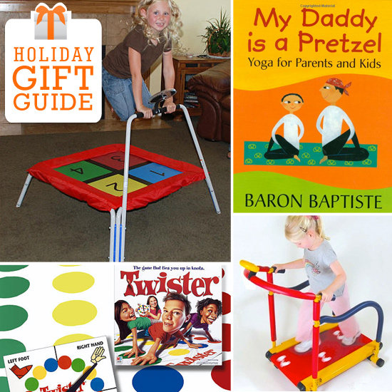 Gifts to Get the Whole Family Moving